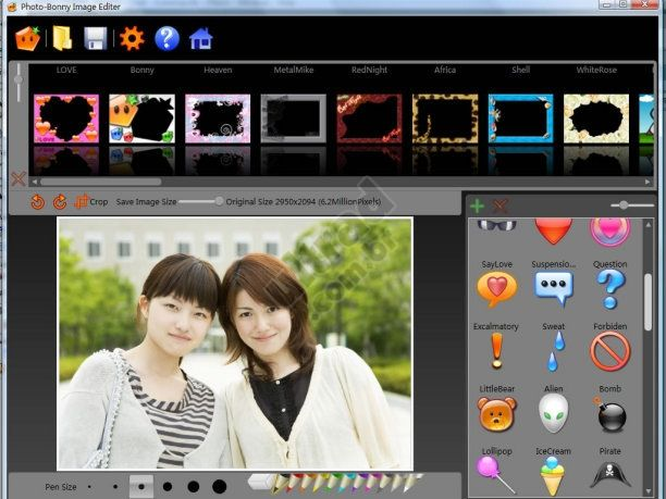 Photo Bonny Image Editer
