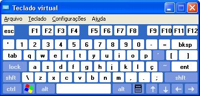 Teclado Virtual Google Chrome